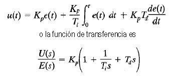 ecuaciones pid