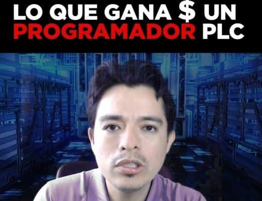 Salario Programador de PLC